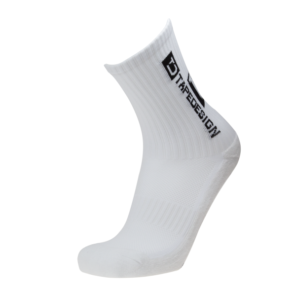 Tapedesign Socks Classic - White