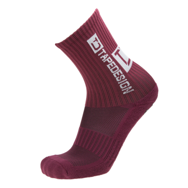 Tapedesign Socks Classic - Bordeaux