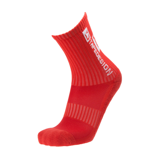 Tapedesign Socks Classic - Red
