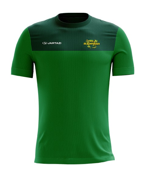 Poly T-Shirt FC De Kampioenen - Ladies