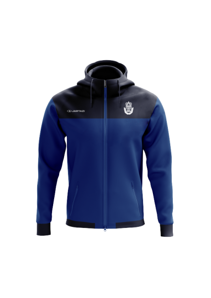 Bari Knitted Hooded Zipper - KSC Grimbergen