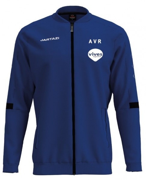 Roma Trainings Jacket Poly Tricot - AVR