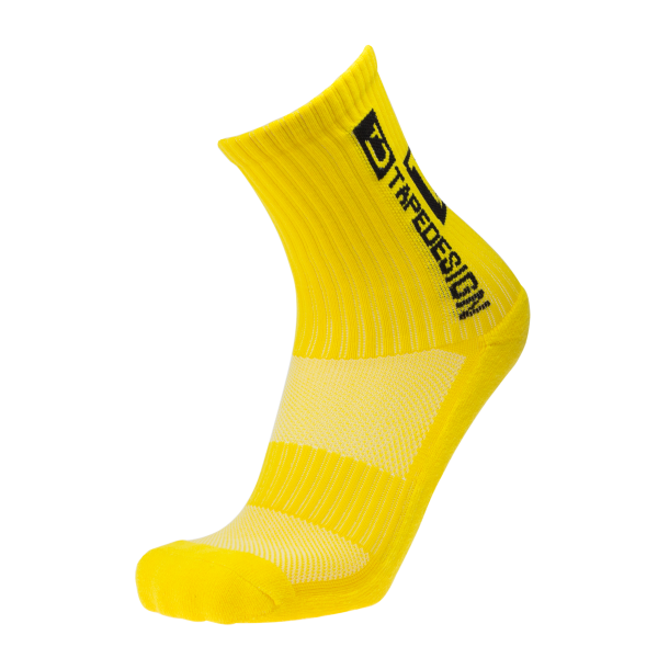 Tapedesign Socks Classic - Yellow